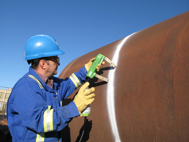 NDT :: Magnetic Particle Inspection (MPI) - INIDAM LTD Inidam
